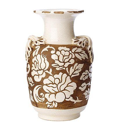 VIETRI - Fiore Handled Flower Vase