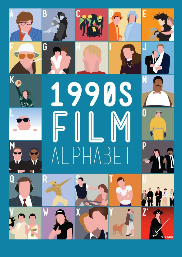 Pop Culture Movie Art On These Pop Culture Movies From The 80s