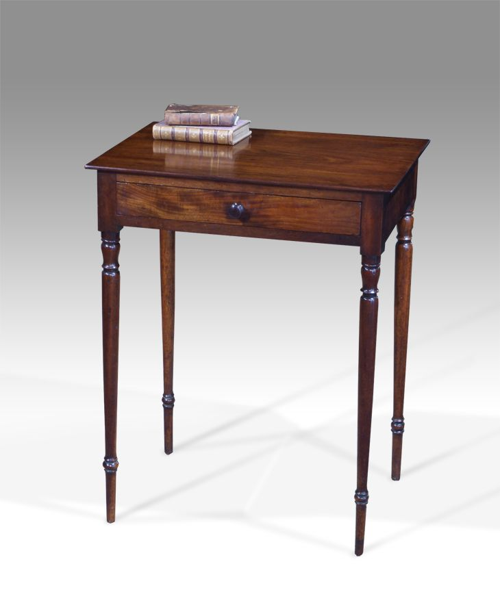 Small Antique Side Table With Images
