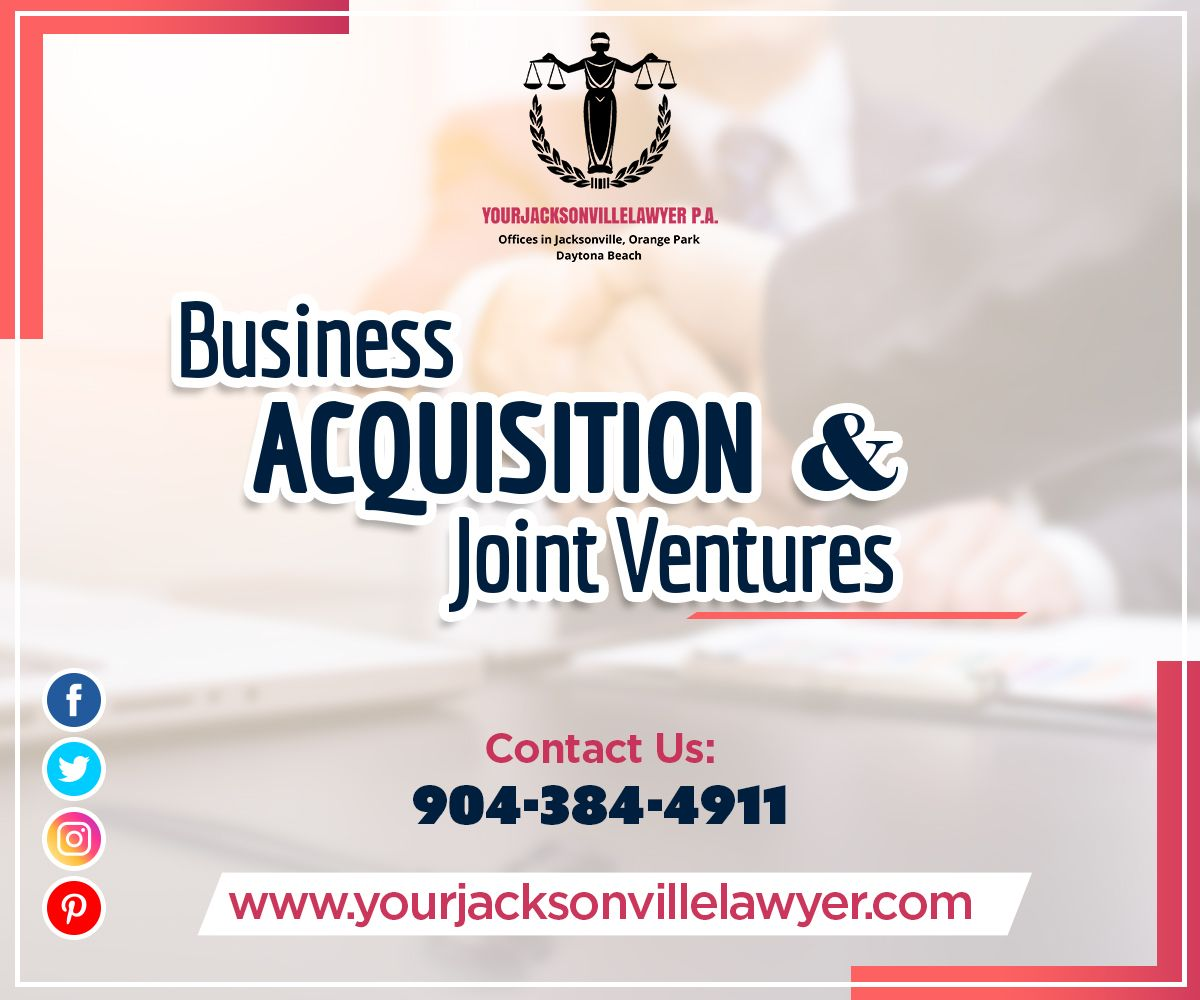 Starting a Business or Joint Venture? Call Our Business
