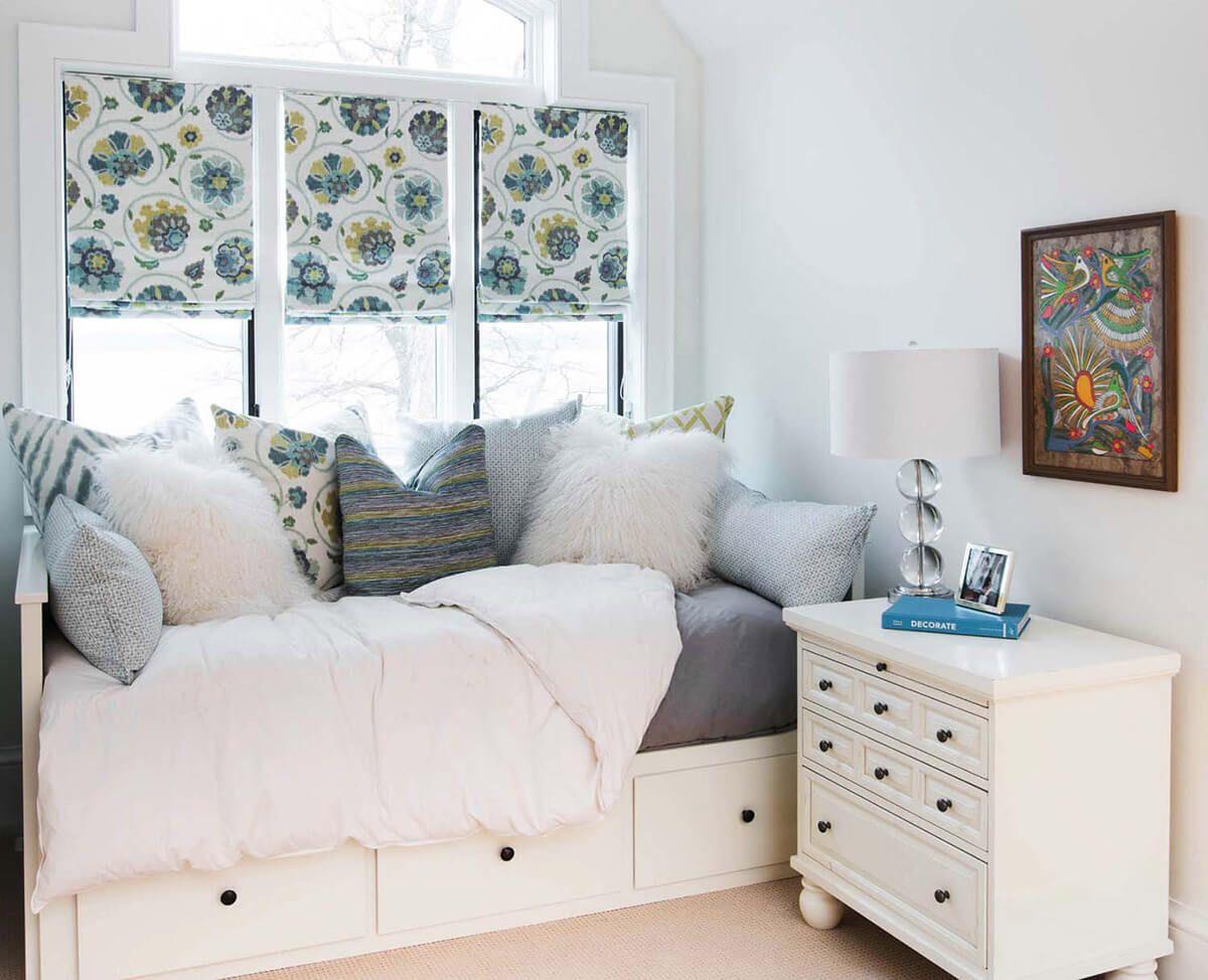 20 ideas fenomenales para ahorrar espacio en habitaciones - Habitaciones en espacios reducidos ...