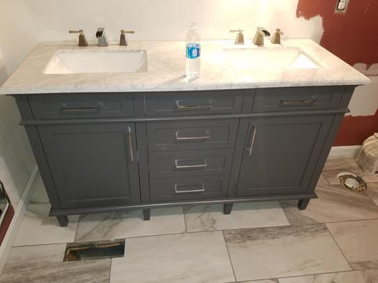 Home Decorators Sonoma Vanity