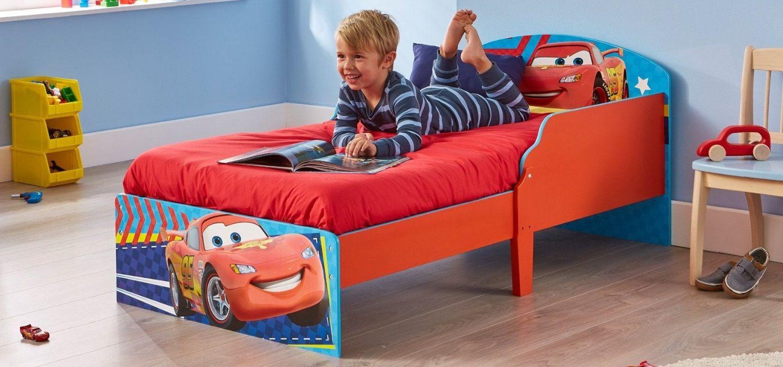 Cama para ni os cars de madera 454cac mmm en 2019 - Dormitorios de cars ...