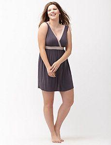 4d0da74af0 Mesh inset chemise. Trendy Plus Size ClothingPajamasSleep ...