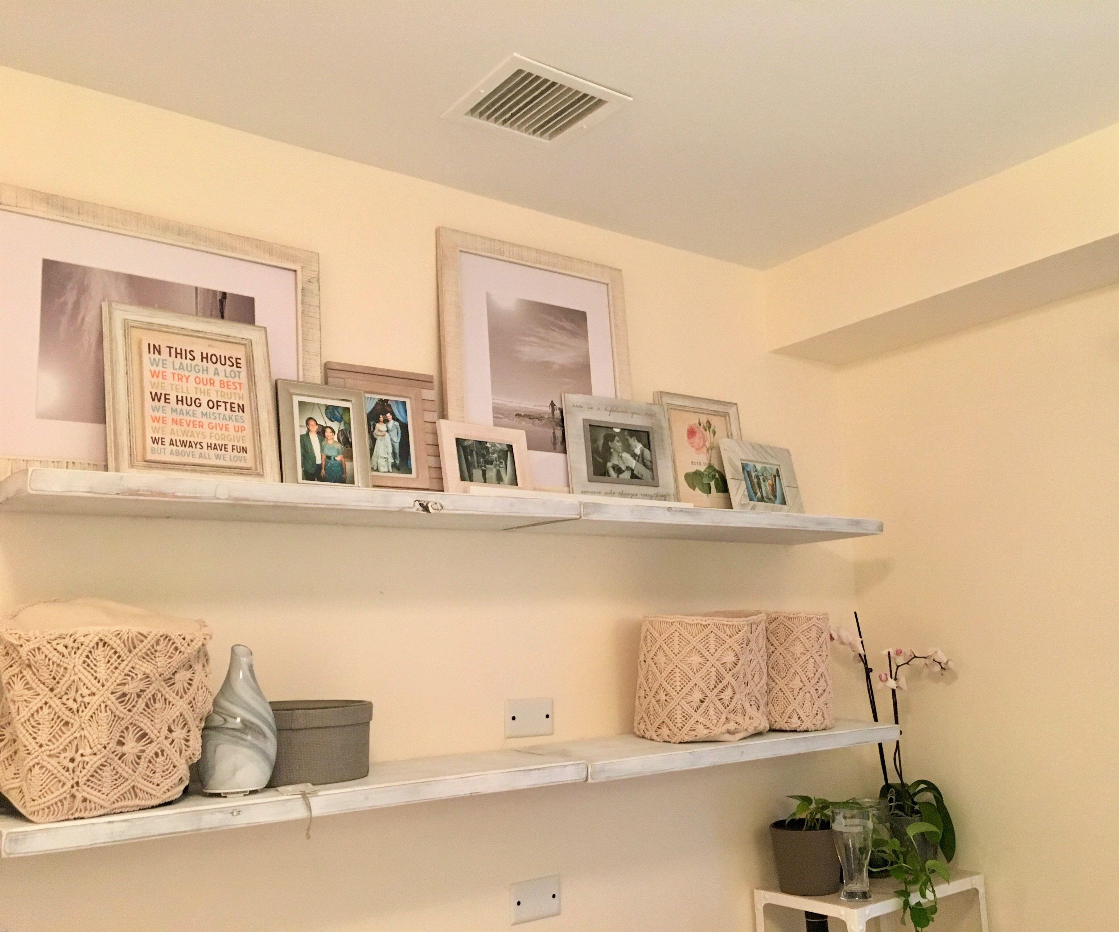 Hidden Bracket Floating Shelf Floating Shelves Shelves Wood Floating Shelves
