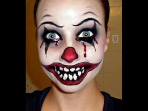 Halloween Series: Killer Clown Makeup Tutorial