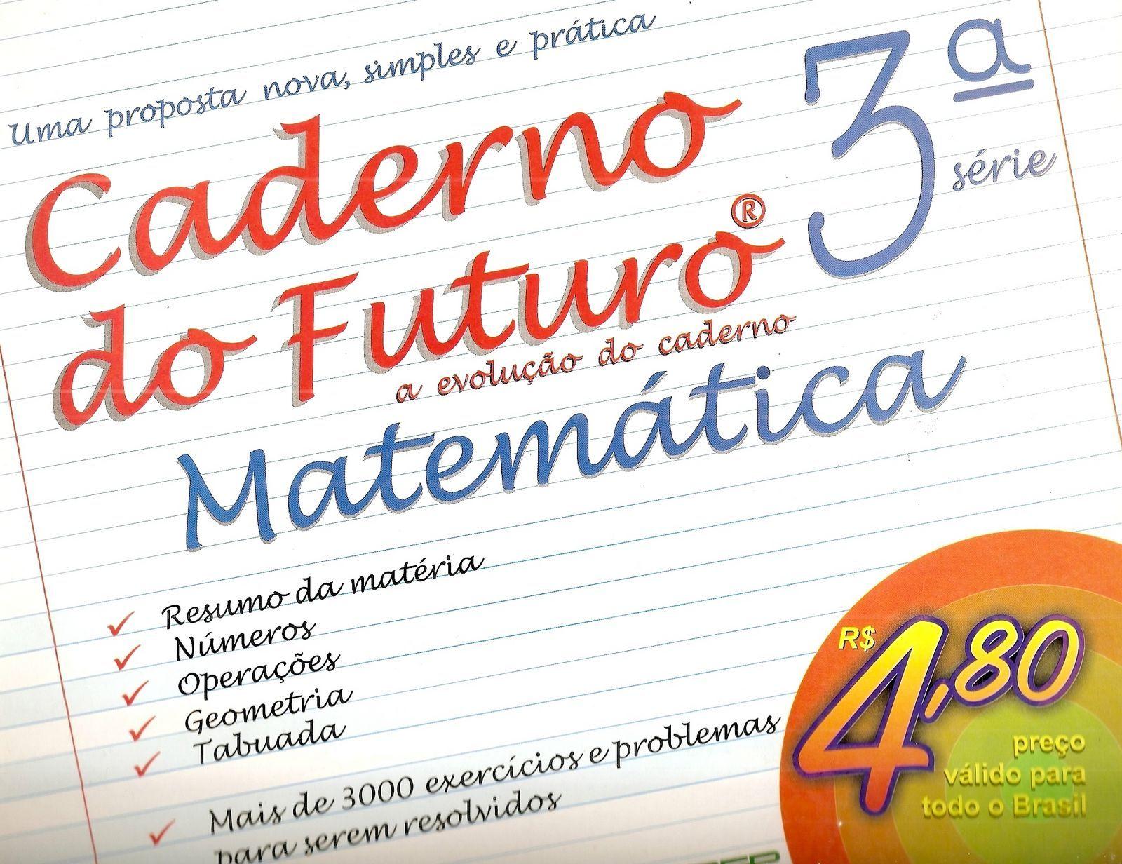Caderno Do Futuro Download Baixar 4 Serie E 5 Caderno Plano De