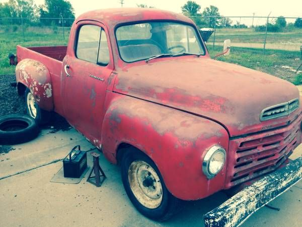 1950's Studebaker pickup for sale (Columbia, MO), craigslist