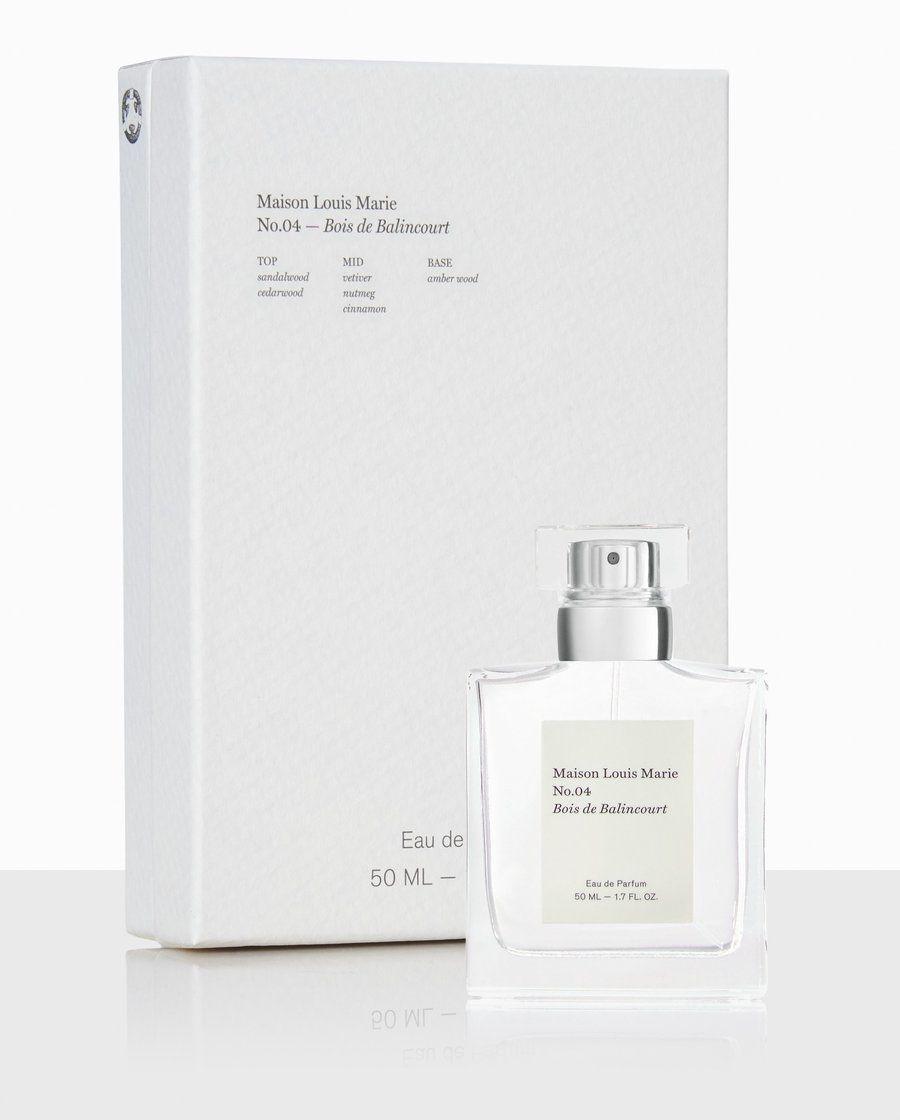 No.04 Bois de Balincourt  - Eau de Parfum