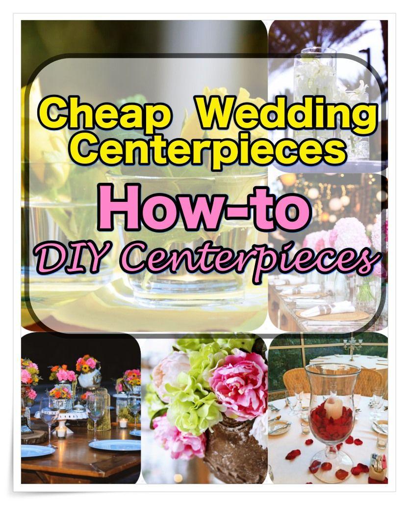 Creative wedding centerpieces wedding centerpieces pinterest