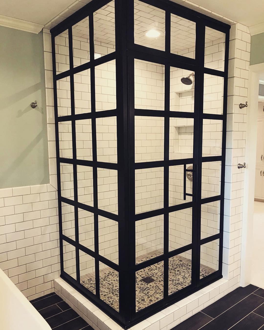 Gridscape Series 1 True Divided Light Factory Window Shower By Coastal Shower  Doors Omni Glass U0026 Paint (@omniglasspaint) On Instagram: U201cWe Canu0027t Get  Enough ...
