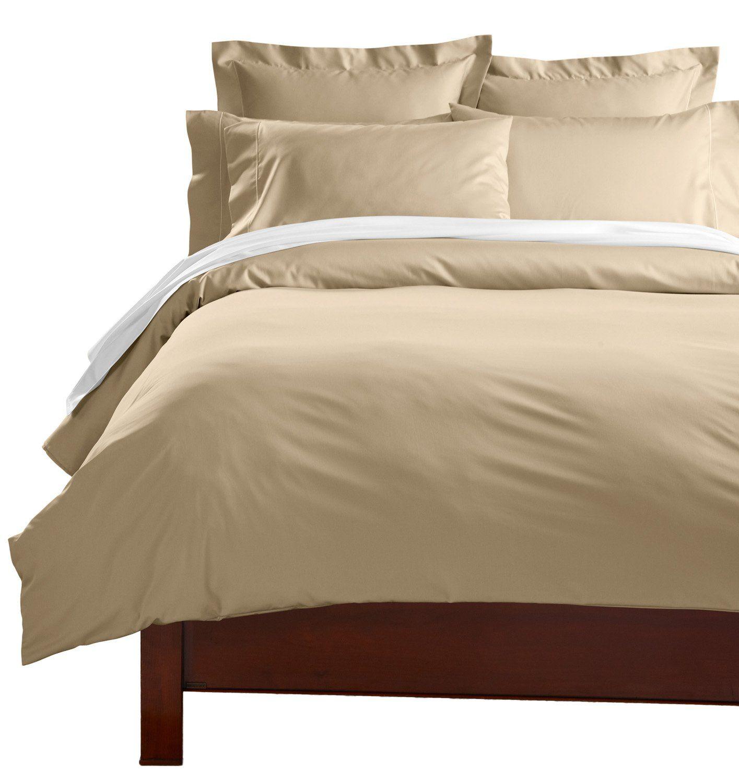 CUDDLEDOWN 400 Thread Count Comforter Cover