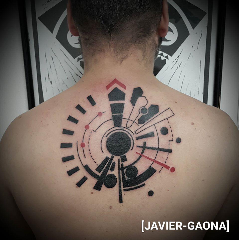 Geometrictattoo Blacktattoo Mexico Df Ink Inked Inkedmen