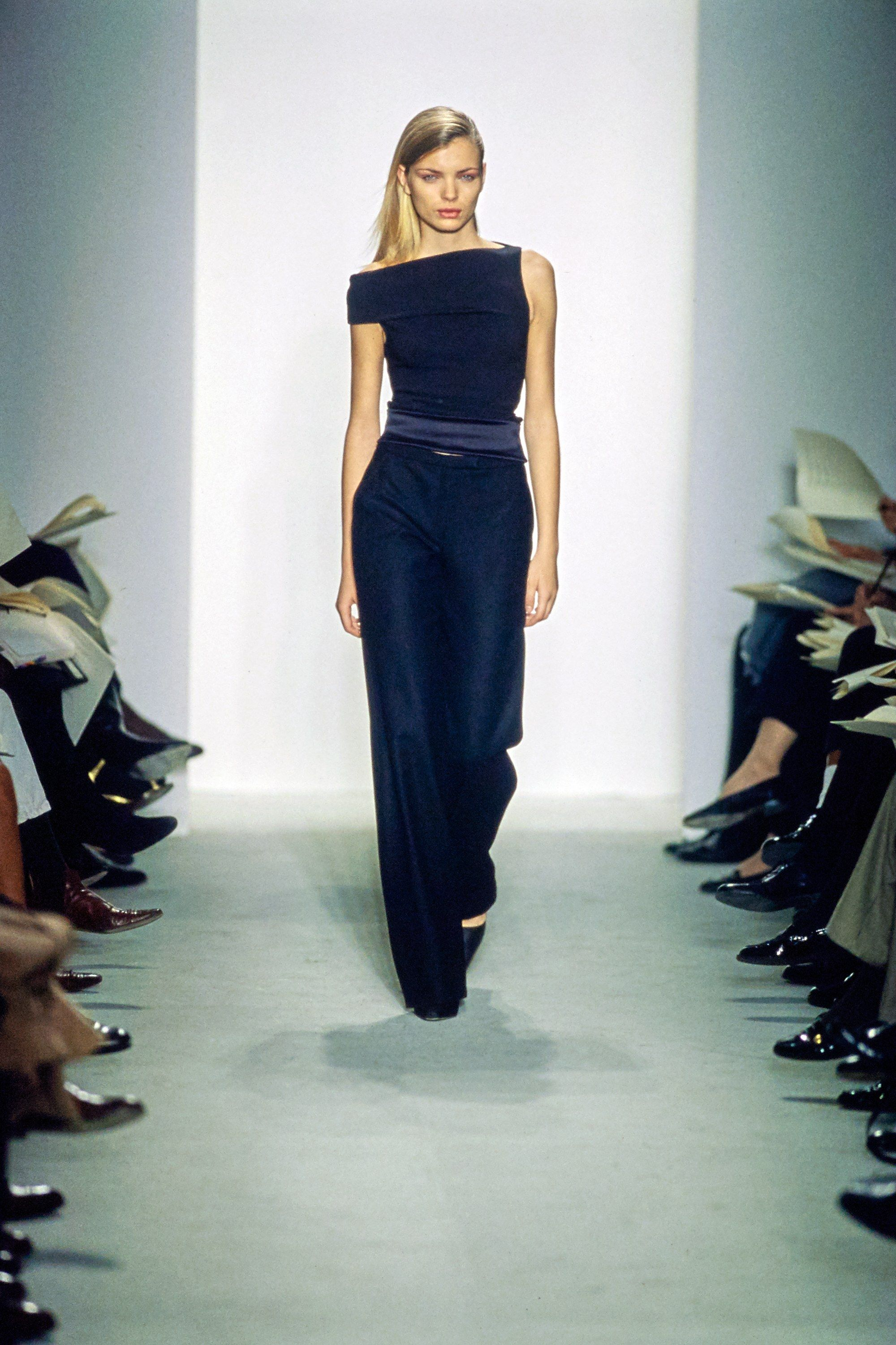 6aac7fcbe4 See the complete Calvin Klein Fall 1997 collection and 9 more Calvin Klein  shows from the '90s.