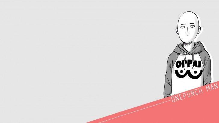 Download One Punch Man Saitama Wallpaper Background