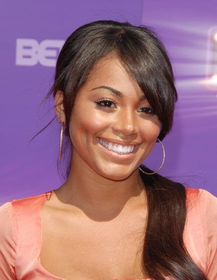 Abe's Words: Lauren London - Abe's Words Beauty of the Month September 2012