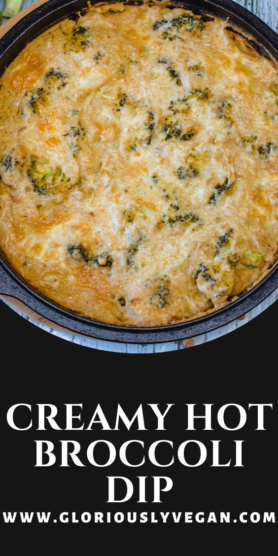 Creamy Hot Broccoli Dip Gloriously Vegan Plant Based Recipes Nutrition For Your Mind Body Soul Recipe Vegan Appetizers Recipes Recipes Appetizer Recipes