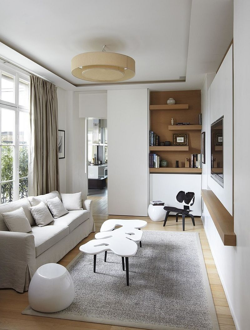 20 Ide Desain Interior Ruang Tamu Yang Memanjang Ruang Keluarga Kecil Desain Interior Desain Ruang Keluarga