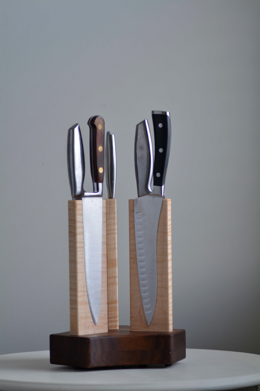 Knife Holder 6 knife capacity in 2020 Knife holder