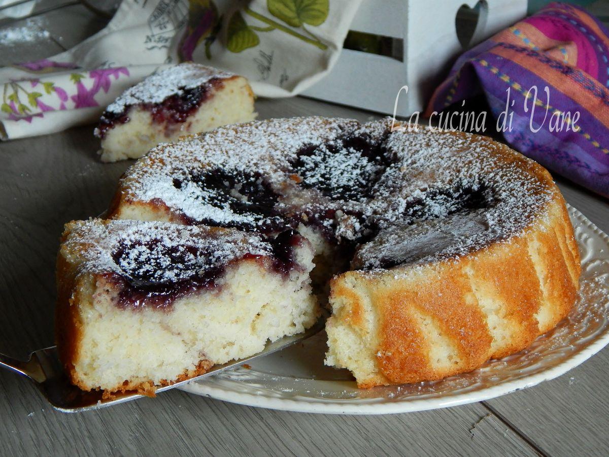 Torta Di Albumi Con Yogurt International Foods Torte Desserts