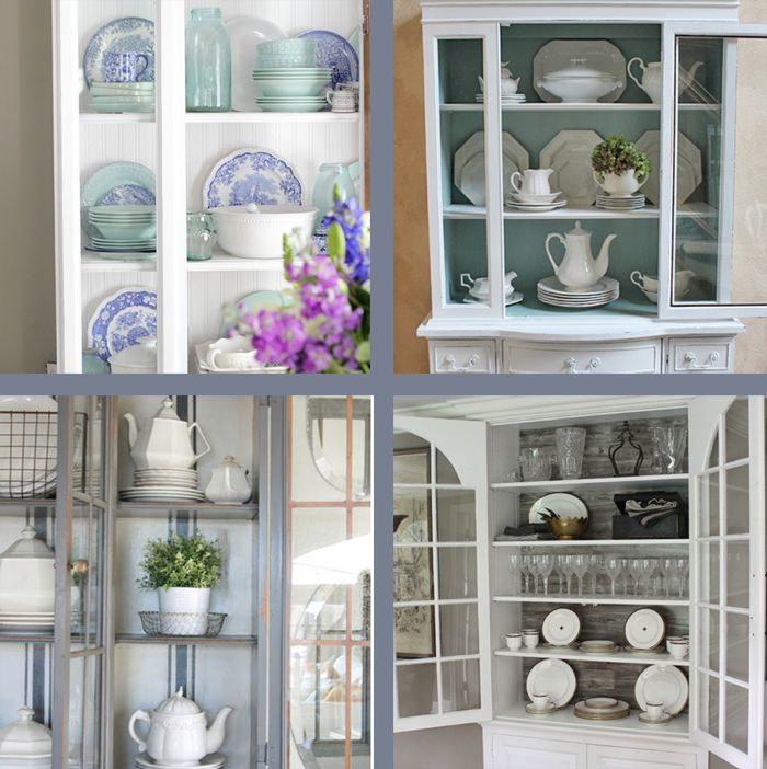 China Cabinet Styling Ideas From Traditional To Modern To Fun Farmhouse Styling There S A Ch China Cabinet Display Modern China Cabinet China Cabinet Decor