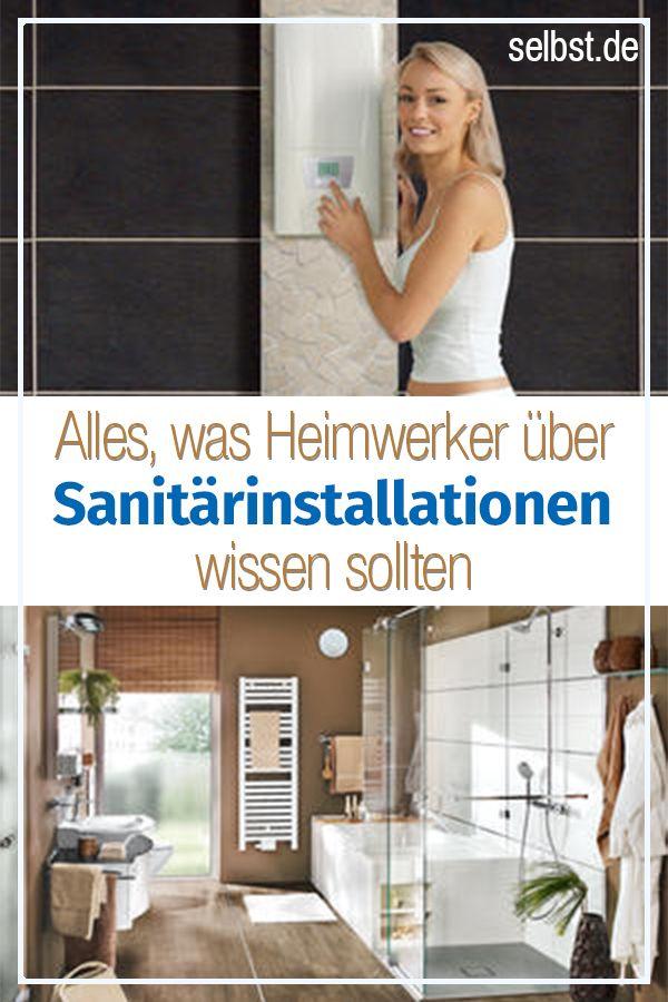 Sanitarinstallation Bad Sanieren Bad Renovieren Baden