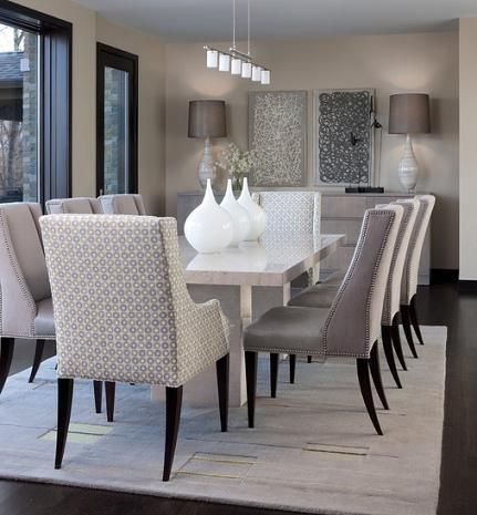 Contemporary Chairs For Dining Room Entrancing Contemporary Classic Dining Sets Updated Antiques For A Modern 2018