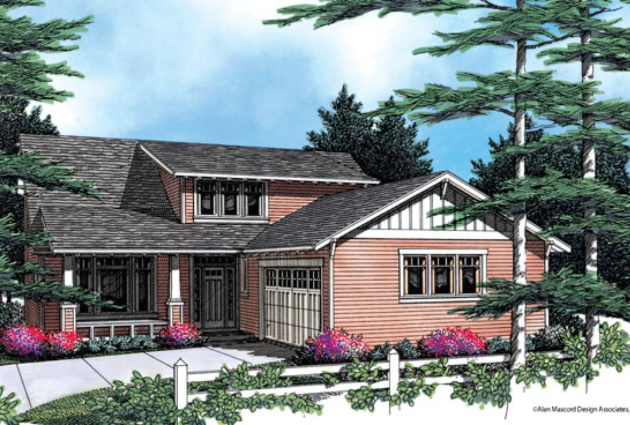 Mascord Plan 22101A - The Pembrooke