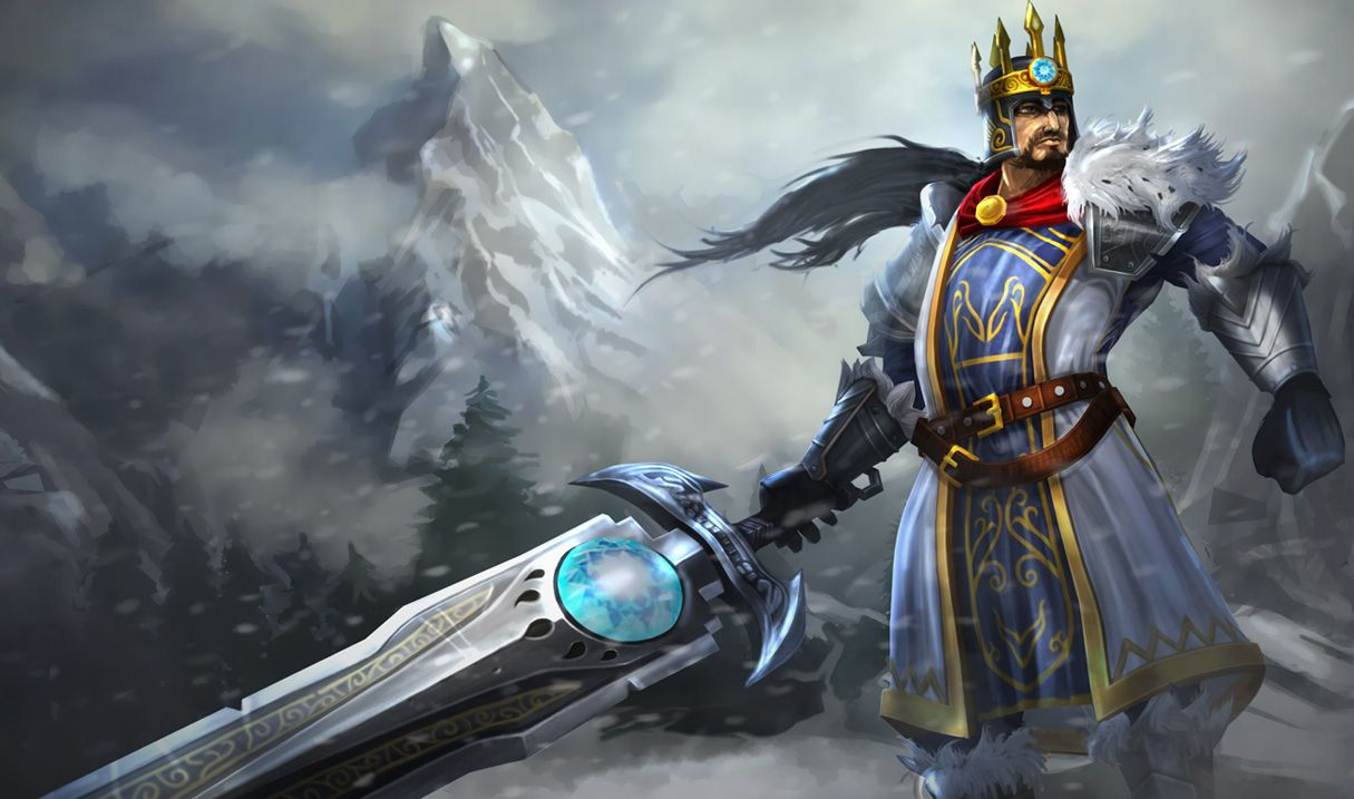 King Tryndamere Skin - Plan On Getting | League of Legends