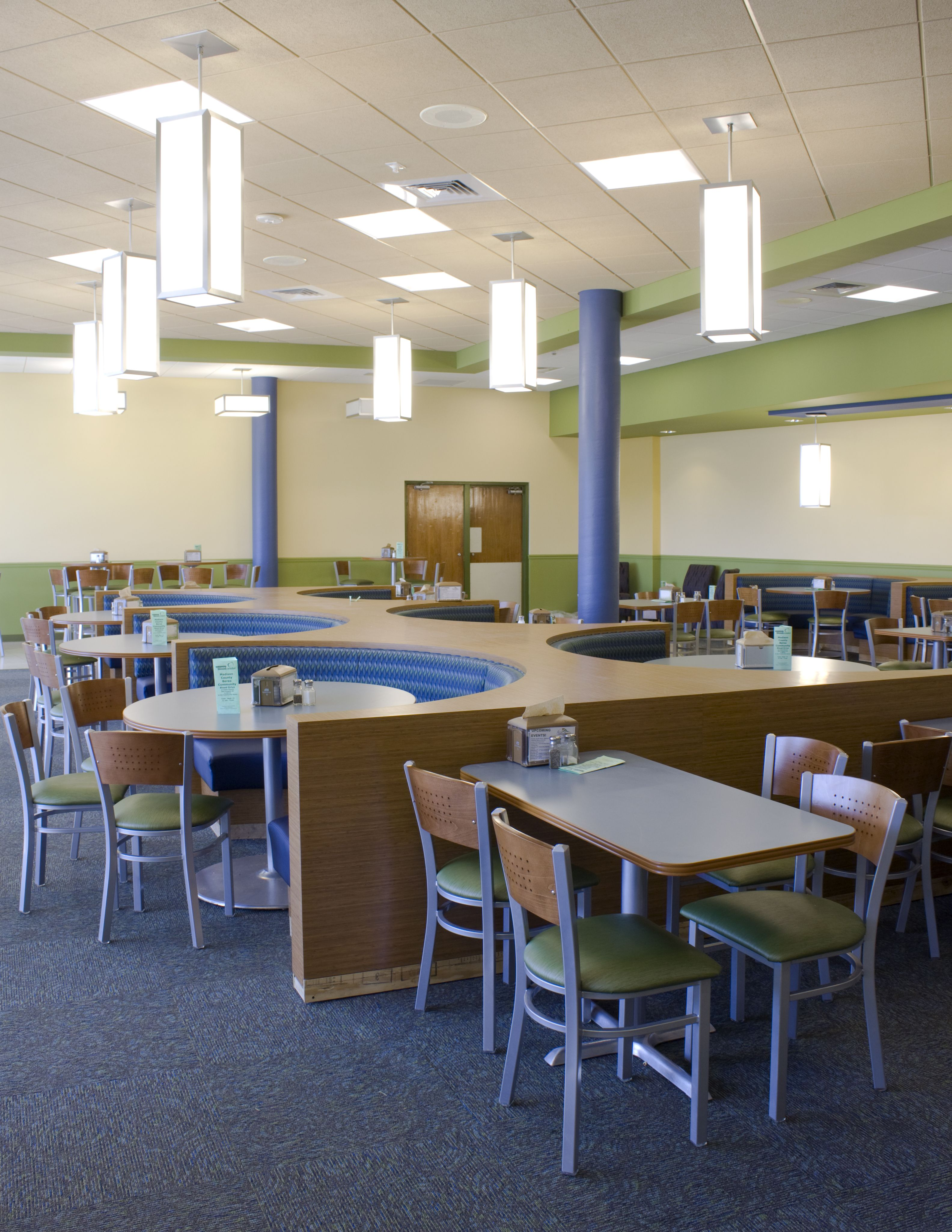 Ross Tarrant Architects Dining Hall Space Design Architect