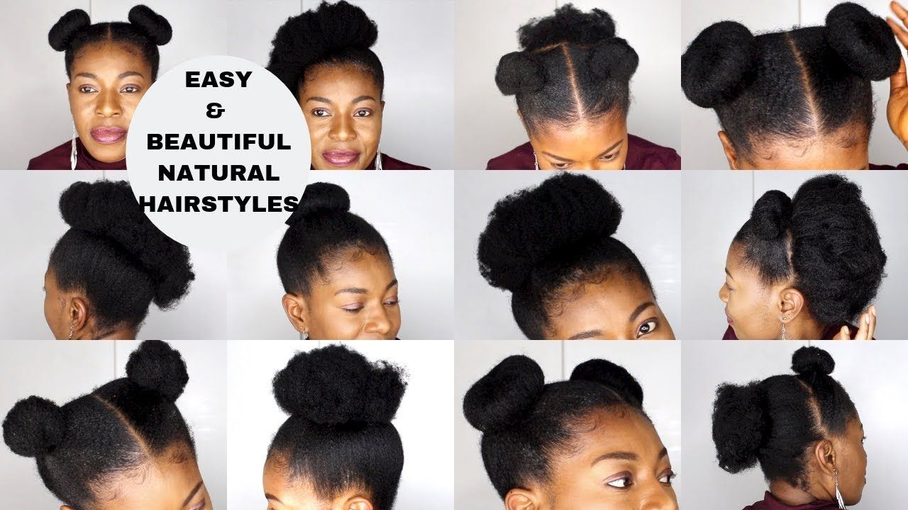 Natural Hairstyle Medium Length For Teenagers Medium Length Hair Styles Natural Hair Styles Medium Hair Styles