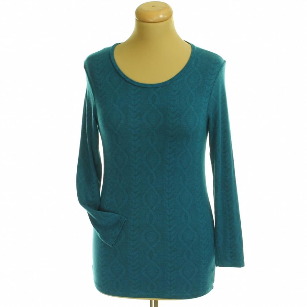 George mintás kék felső | Felső, pulóver, póló Női ruha in
