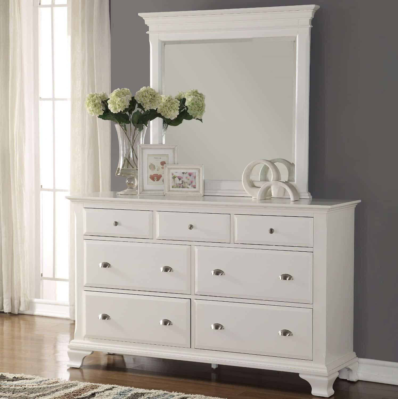 White Bedroom Dressers - http://whitedressers.net/white-bedroom ...