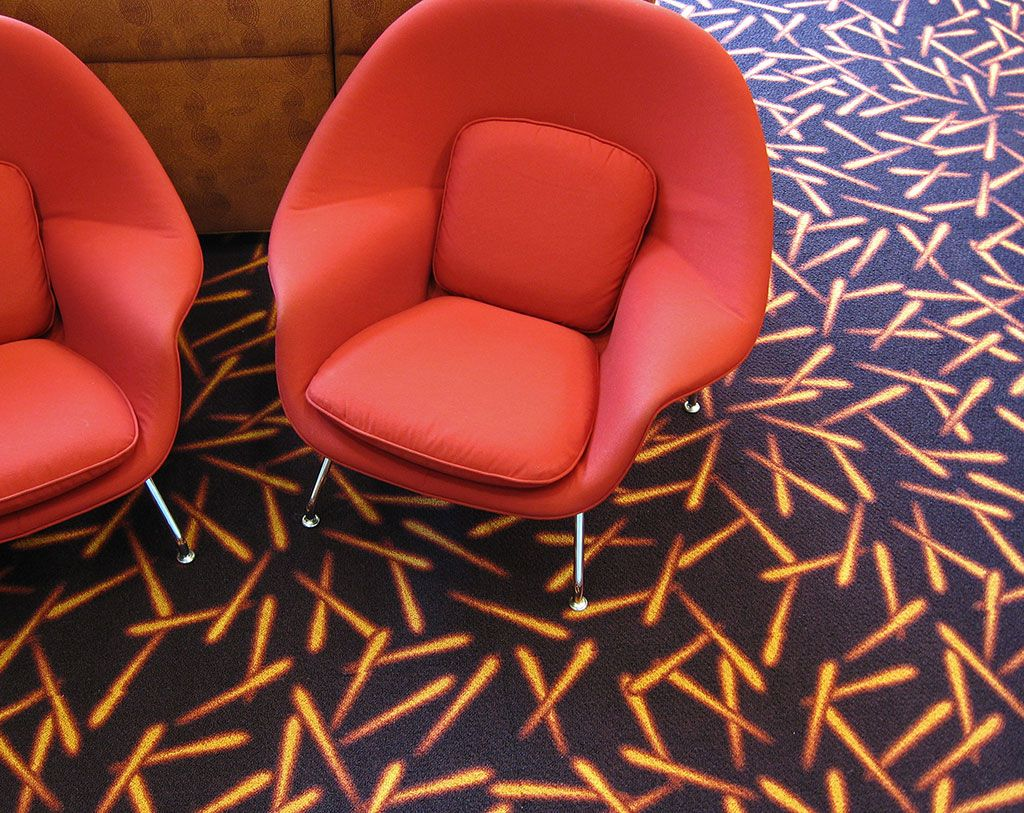 Altered Form Collection In The Bothell Library In Bothell Washington Design Interiordeisgn Modularcarpet Modular Carpet Interior Deisgn Milliken