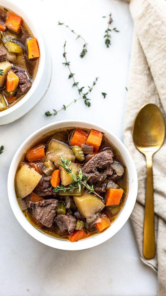 Instant Pot Beef Stew Recipe Instant Pot Beef Stew