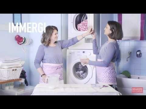 Come profumare i panni nell'asciugatrice
