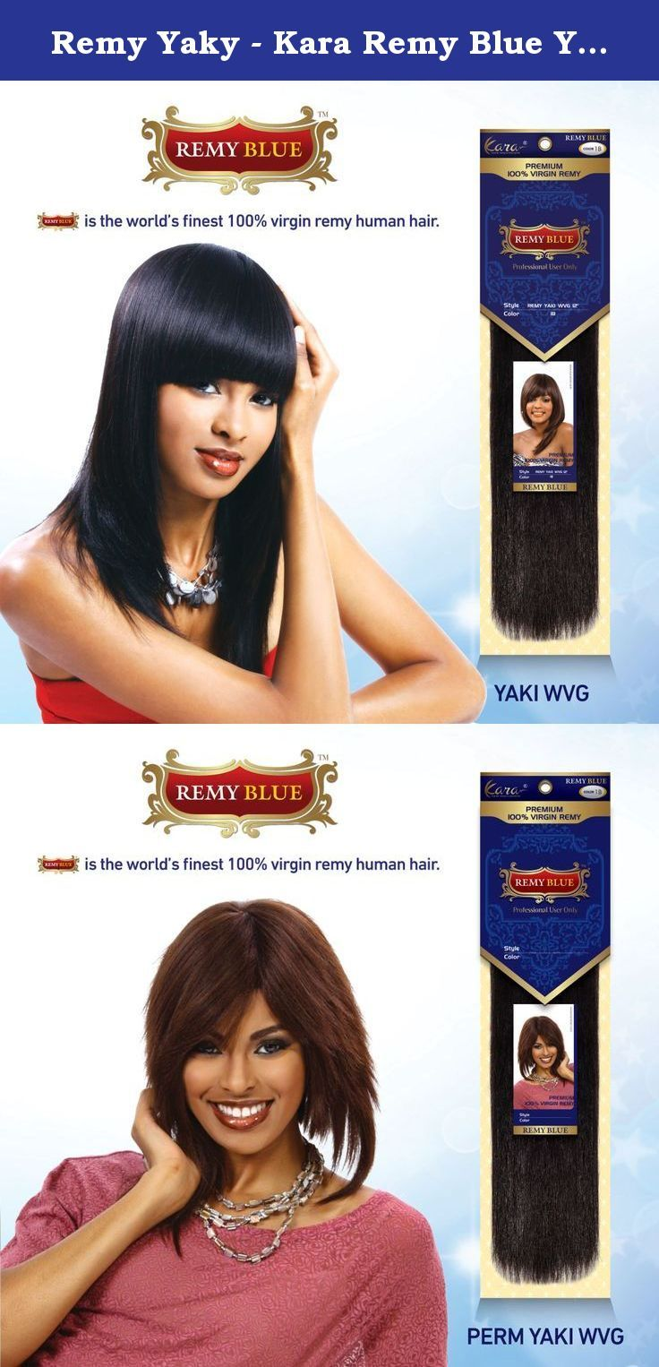 Remy Yaky Kara Remy Blue Yaky Human Hair Weave 18buy 1 Get 1