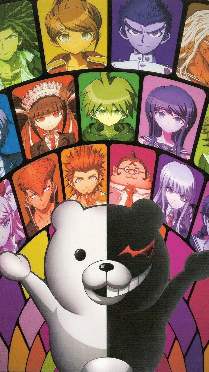 Pin By Peachy Mess On Anime Anime Wallpaper Danganronpa Anime