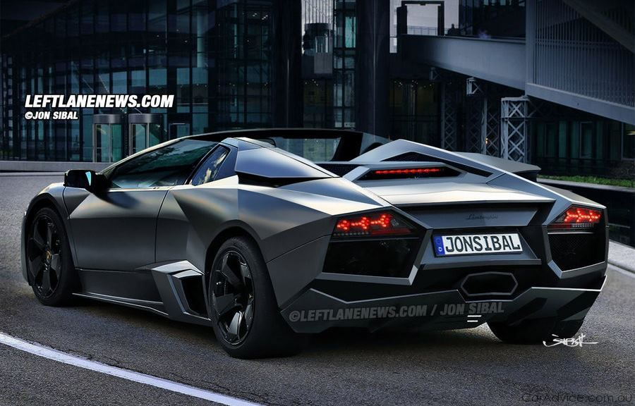 Theluxsociety: U201c As Close As It Gets To A Fucking Stealth Bomber Lamborghini  Reventon Roadster U201d