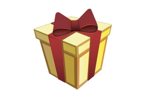 Wrapped Present Emoji Https Www Emojimantra Com Emoji More Than Words Rubiks Cube