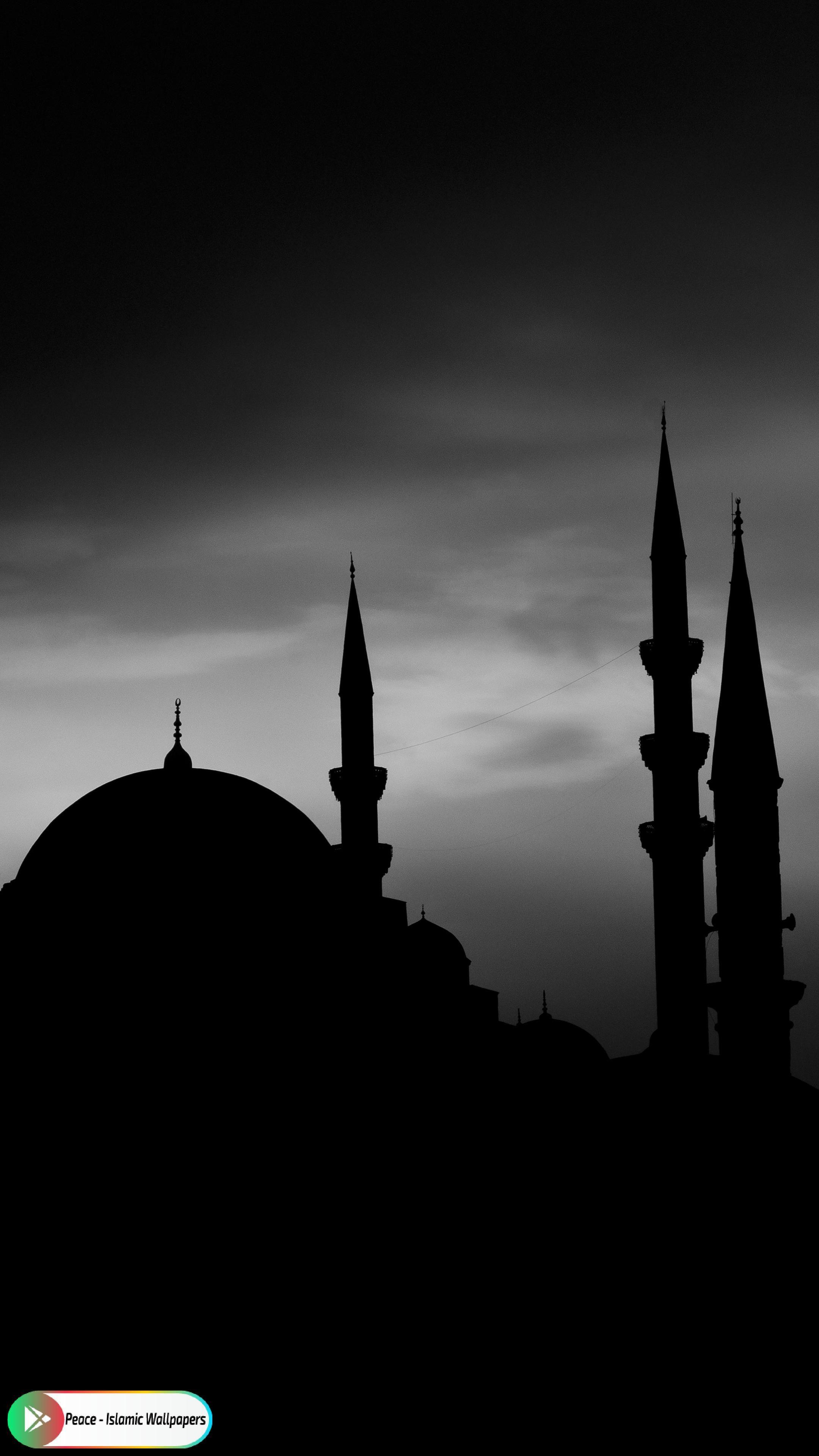 Fajr Islamic Wallpaper Gambar Gelap Fotografi Arsitektur Fotografi Bayangan