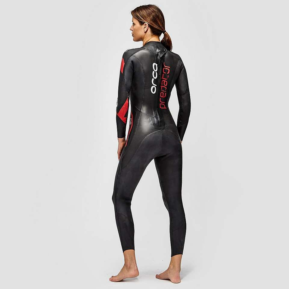 Orca Women S Predator Long Sleeve Wetsuit トライアスロン