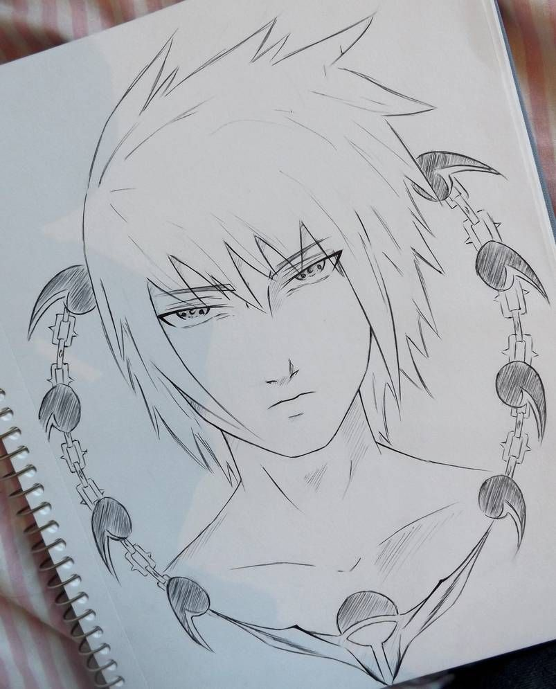 How To Draw Naruto Step By Step With Images Naruto Drawings