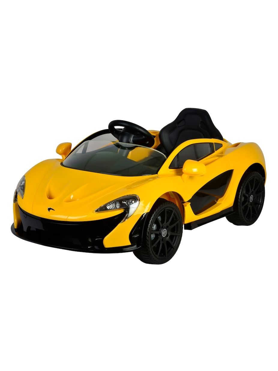 Best Ride On Cars Mclaren P1 12v Ride On Car Bestrideoncars Mclaren Car Mclaren P1 Ride On Toys Toy Car