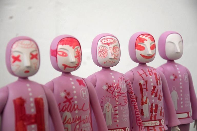 Unique Designer Toys by Jaime Hayon, 2004 3