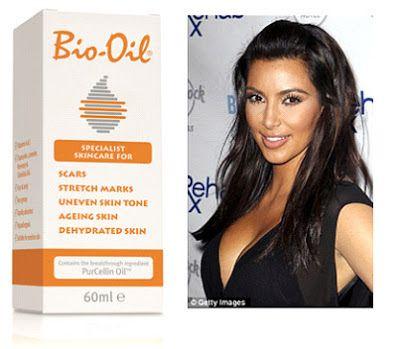 Yvonne And Her Playground Singapore Beauty and Lifestyle Blog: Kim Kardashian Reveals Bio-oil Is Her Secret Weapo... Celebridade estrela de TV Kim Kardashian revelou que Bio-Oil é a sua arma secreta contra os sinais de envelhecimento