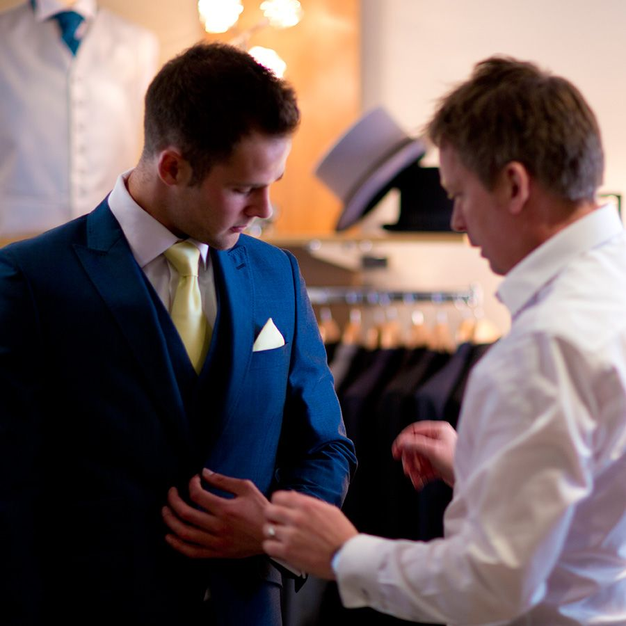 Made To Measure Suits And Suit Hire