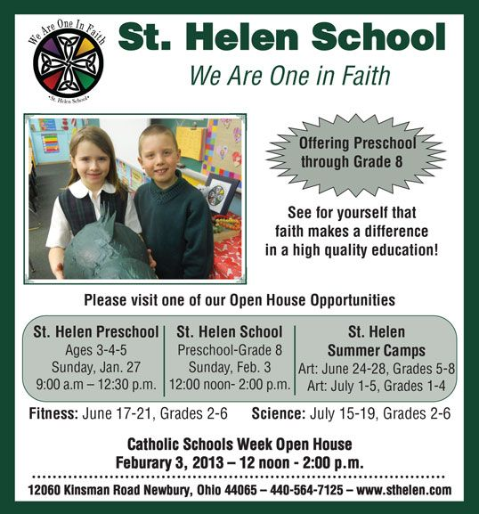 catholic school flyers - Google Search SJRS Advancement - sample preschool brochure