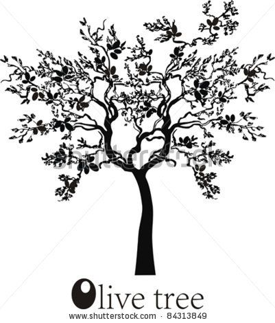 Why If We Have A Boy He Needs To Be Oliver Olive Tree Silhouette