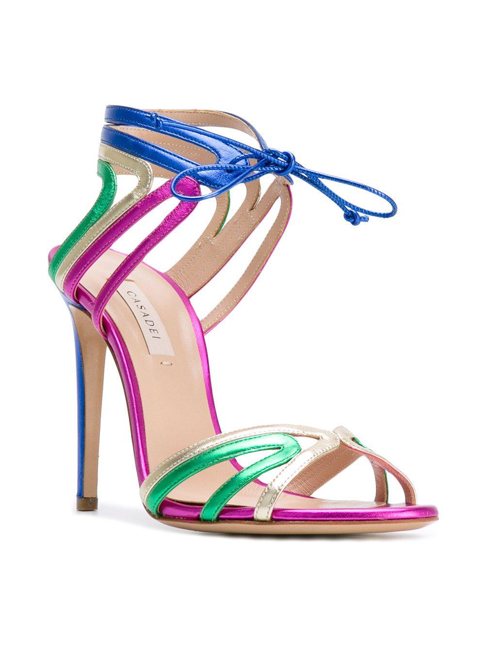 3b09aa2042b CASADEI stiletto heel sandals | Shoe obsession | Sandals, Stiletto ...